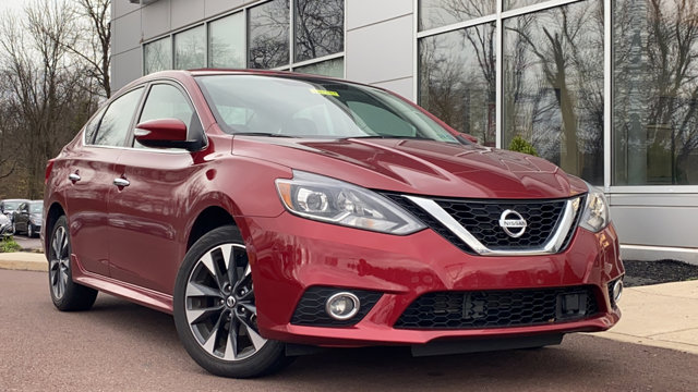 2018 Nissan Sentra SR SR CVT Regular Unleaded I-4 1.8 L/110 [5]