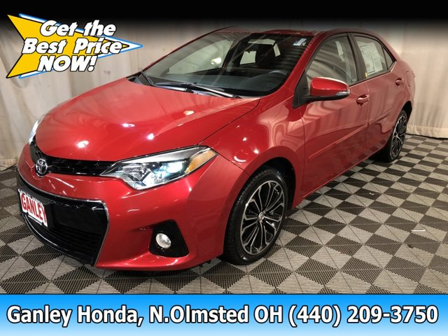 Used 2015 Toyota Corolla in North Olmsted, OH