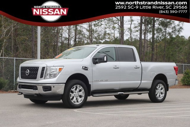 Used 2019 Nissan Titan XD in Little River, SC
