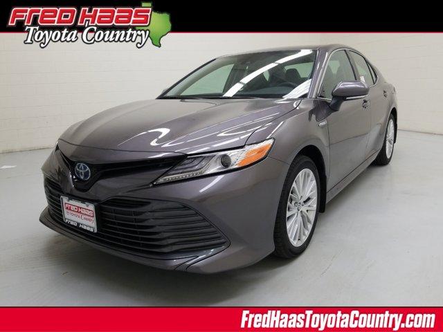 2020 Toyota Camry Hybrid Hybrid XLE