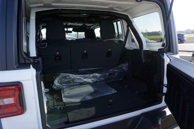New 2020 Jeep Wrangler Unlimited Rubicon 4x4