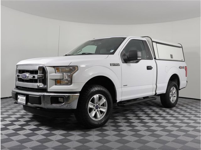 2015 Ford F-150 XLT Pickup 2D 6 1/2 ft