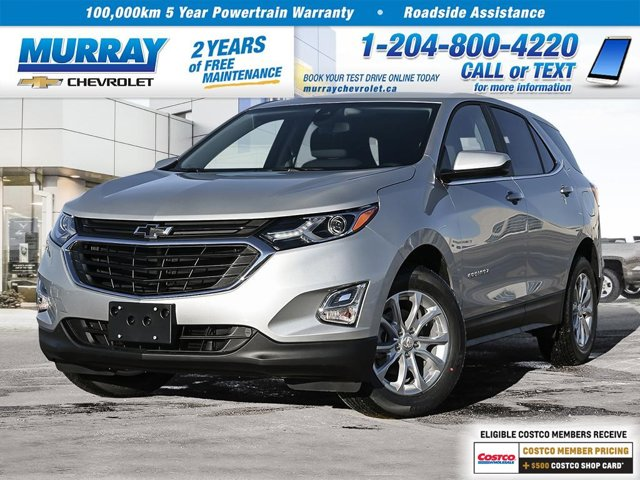 2021 Chevrolet Equinox LT FWD 4dr LT w/1LT Turbocharged Gas I4 1.5L/92 [7]