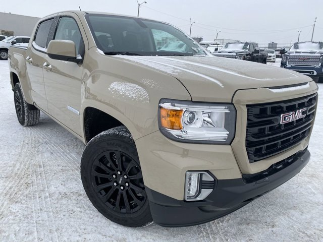 2021 GMC Canyon 4WD Elevation 4WD Crew Cab 128 Inch Elevation 3.6L V6 [3]