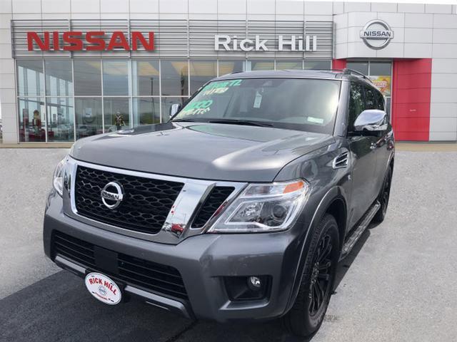 New 2019 Nissan Armada in Dyersburg, TN
