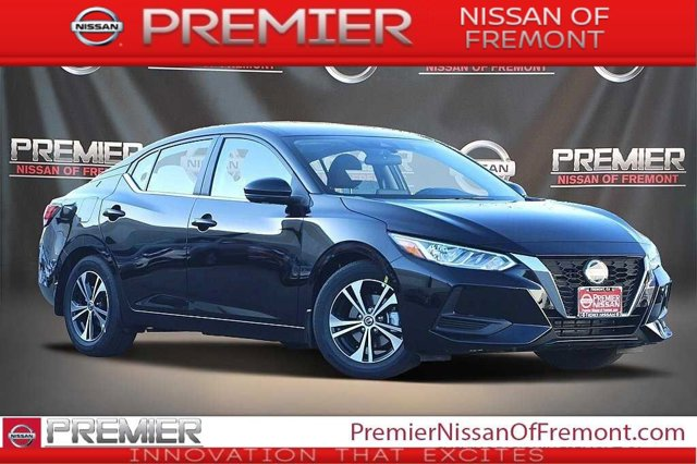 New 2020 Nissan Sentra in FREMONT, CA