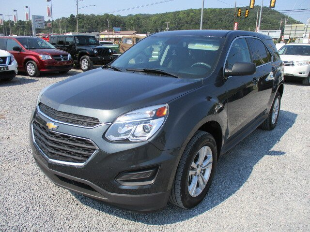 Used 2017 Chevrolet Equinox in Fort Payne, AL