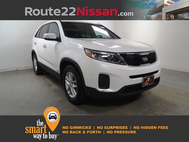 2015 Kia Sorento LX AWD 4dr I4 LX Regular Unleaded I-4 2.4 L/144 [15]