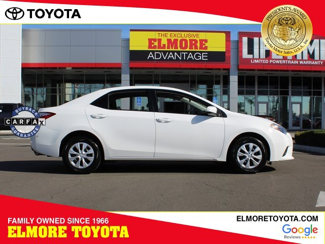 Used 2016 Toyota Corolla in Westminster, CA