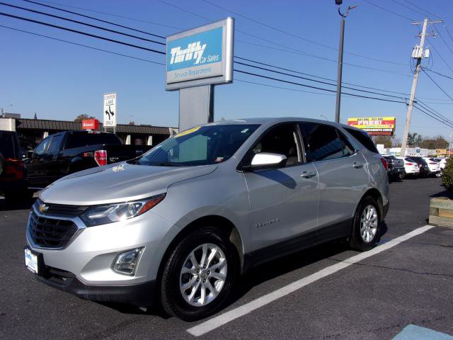 Used 2018 Chevrolet Equinox in Coopersburg, PA