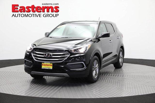 2018 Hyundai Santa Fe Sport 124840 0