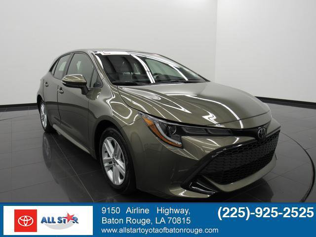Used 2019 Toyota Corolla Hatchback in Baton Rouge, LA