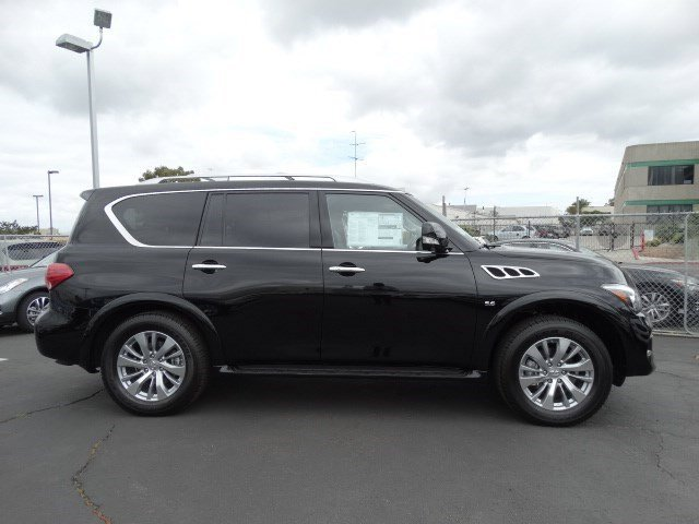 Used 2016 Infiniti QX80 4WD 4dr