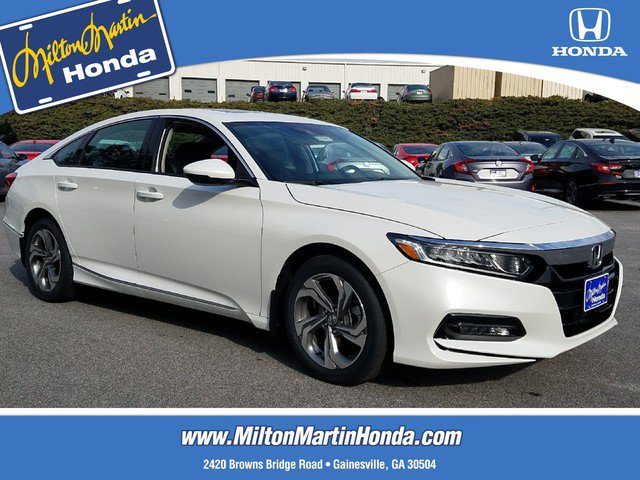 New 2018 Honda Accord Sedan in Gainesville, GA