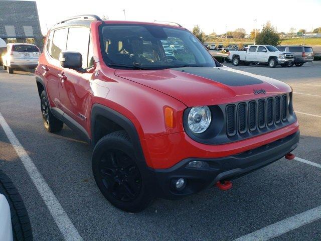 Used 2018 Jeep Renegade in Kansas City, MO