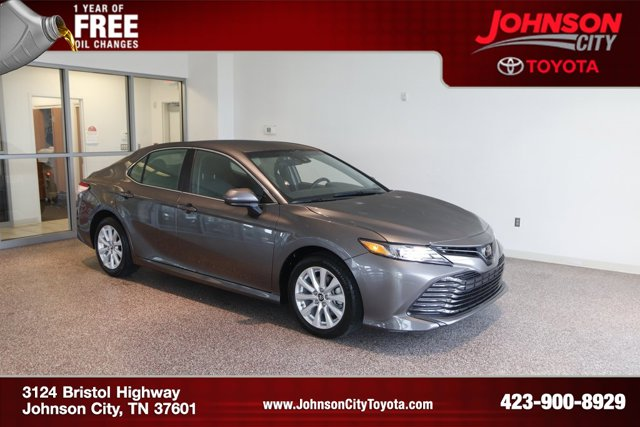 Used 2018 Toyota Camry in Johnson City, TN