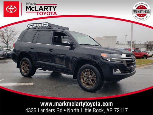 New 2020 Toyota Land Cruiser in North Little Rock, AR