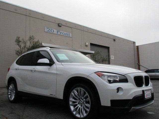 Photo 2 of this used 2013 BMW X1 vehicle for sale in San Rafael, CA 94901