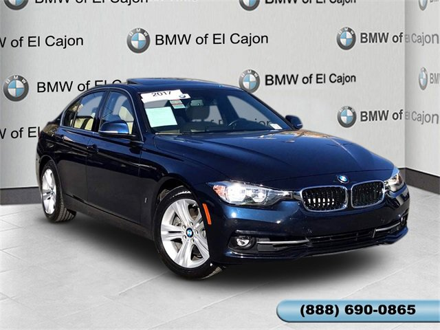 Used 2017 BMW 3 Series in Chula Vista, CA