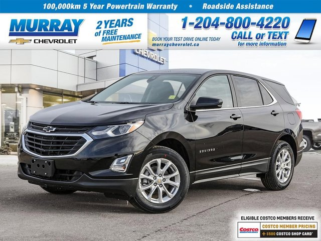 2021 Chevrolet Equinox LT FWD 4dr LT w/1LT Turbocharged Gas I4 1.5L/92 [8]