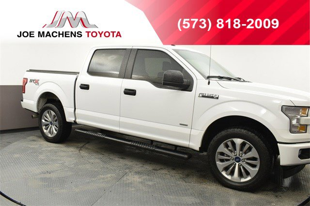 Used 2017 Ford F-150 in Columbia, MO