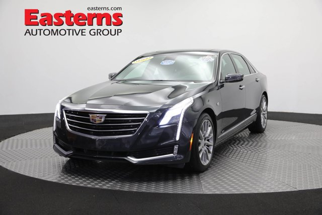 2016 Cadillac CT6 Luxury Collection 4dr Car