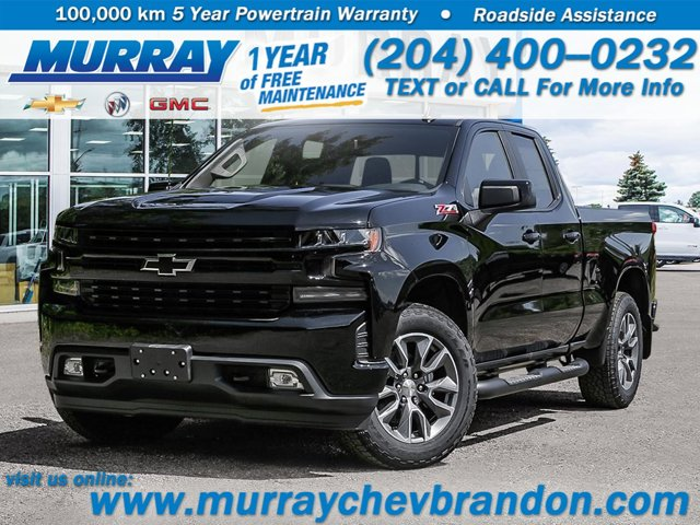 2020 Chevrolet Silverado 1500 RST 4WD Double Cab 147″ RST Gas V8 5.3L/325 [11]