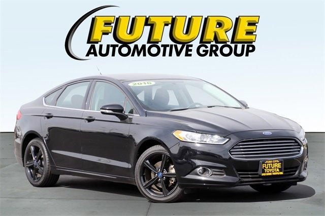 Used 2016 Ford Fusion in Yuba City, CA