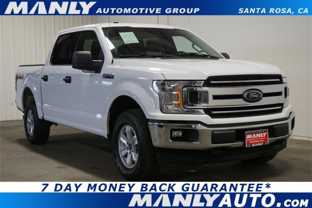 Used 2018 Ford F-150 in Santa Rosa, CA