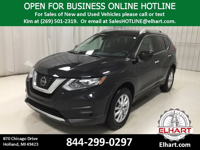 Used 2019 Nissan Rogue in Holland, MI