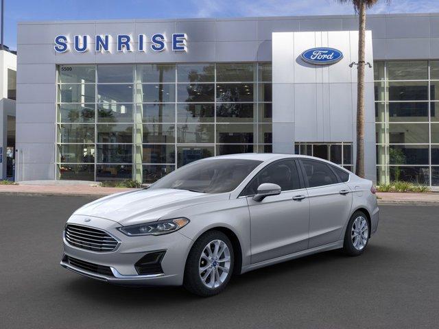 2020 Ford Fusion Hybrid SEL SEL FWD Gas/Electric I-4 2.0 L/122 [0]