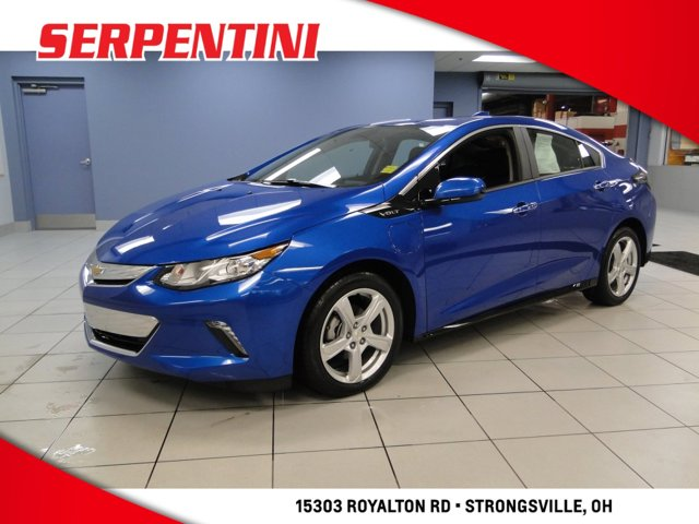 Used 2018 Chevrolet Volt in Cleveland, OH