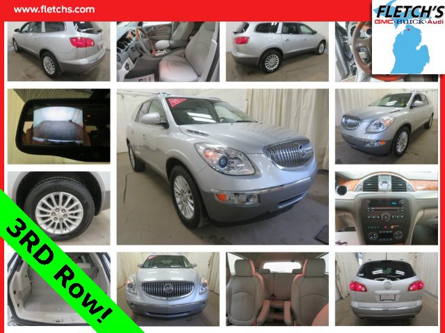 Used 2011 Buick Enclave in Petoskey, MI