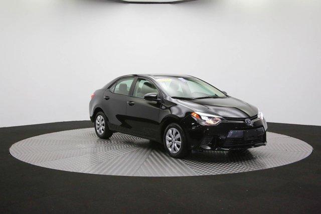 2016 Toyota Corolla for sale 124125 41