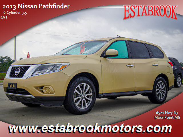 Used 2013 Nissan Pathfinder in Moss Point, MS
