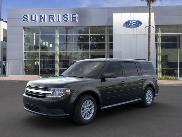 2019 Ford Flex SE SE FWD Regular Unleaded V-6 3.5 L/213 [1]