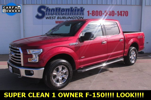Used 2016 Ford F-150 in West Burlington, IA