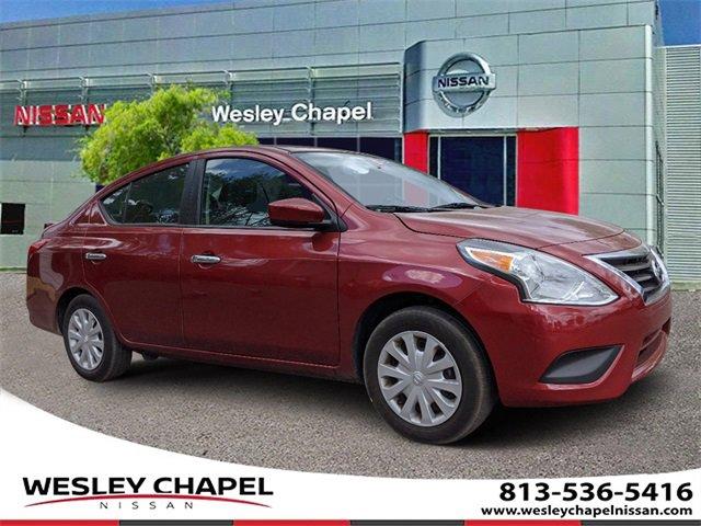 Used 2019 Nissan Versa in Wesley Chapel, FL