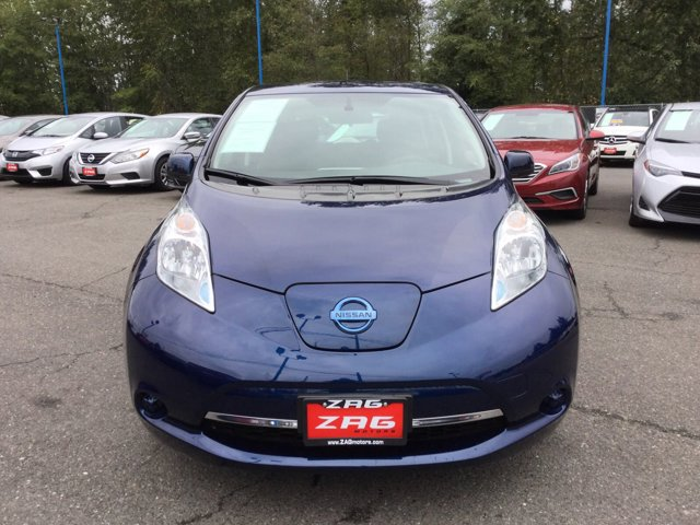 Used 2017 Nissan LEAF S Hatchback