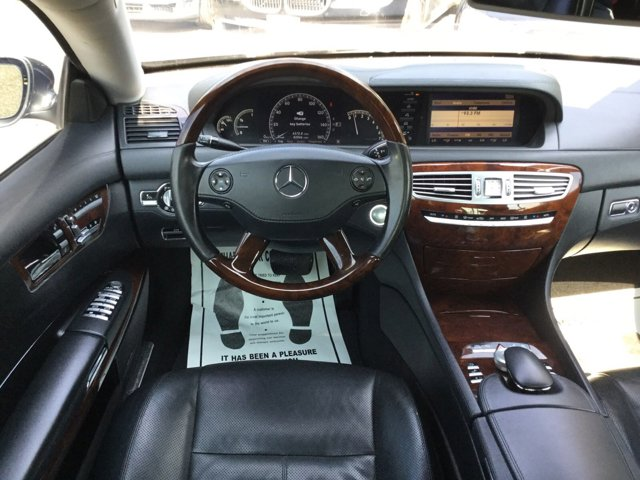Used 2007 Mercedes-Benz CL-Class 2dr Cpe 5.5L V8