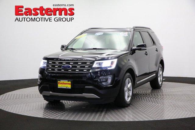 2017 Ford Explorer XLT Technology Sport Utility