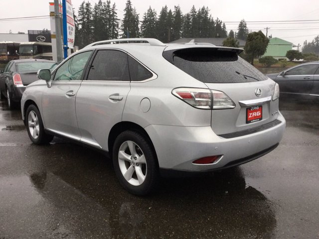 Used 2011 Lexus RX 350 AWD 4dr
