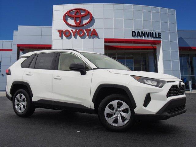 New 2019 Toyota RAV4 in Danville, VA