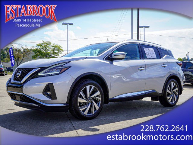 Used 2019 Nissan Murano in Pascagoula, MS