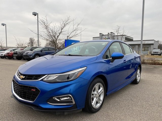 Used 2016 Chevrolet Cruze in Fishers, IN