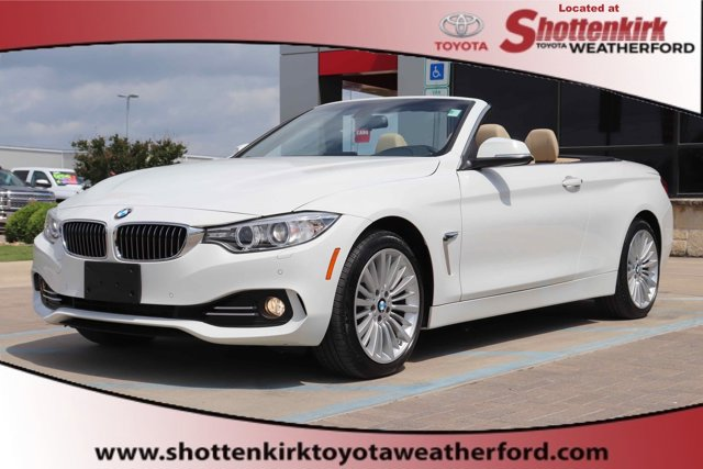 Used 2016 BMW 4 Series in Granbury, TX