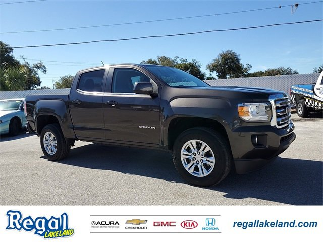 2019 GMC Canyon 2WD SLE