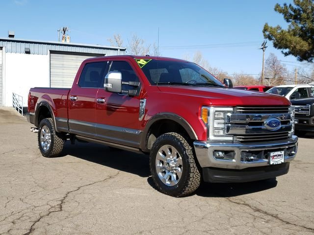 Used 2017 Ford Super Duty F-250 SRW in Fort Collins, CO