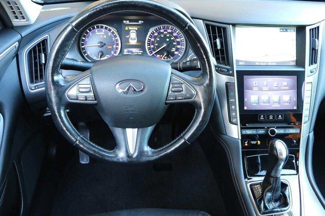 Used 2014 Infiniti Q50 4dr Sdn Hybrid Premium AWD