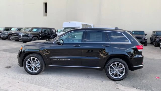 2019 Jeep Grand Cherokee Summit 4x2